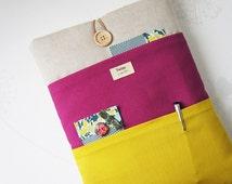 iPad mini Sleeve, iPad Air Cover, iPad Case, Custom Size for your 8 or 9 inch Tablet.