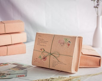 The Parcel Clutch - Send someone you love a parcel!