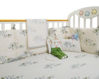 Organic Cot Bed Flat Sheets
