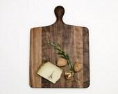 Cutting Board / Cheese Board – Large Square Walnut
