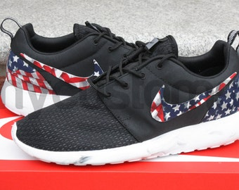 nike roshe run american flag