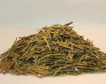 8 oz Flat Cedar sage  for smudging needles healing herb burning incense wild crafted natural