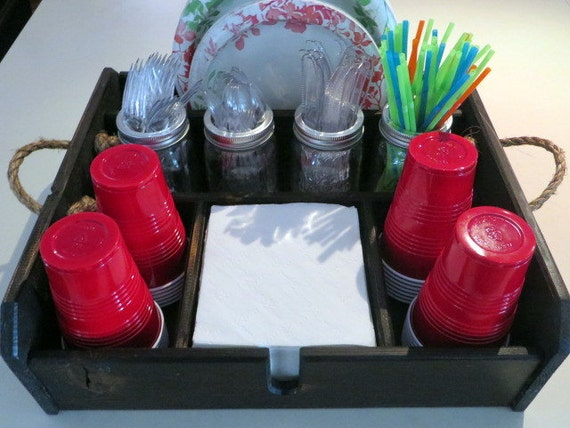 Party Utensil Caddy Utensil Caddy Parties And