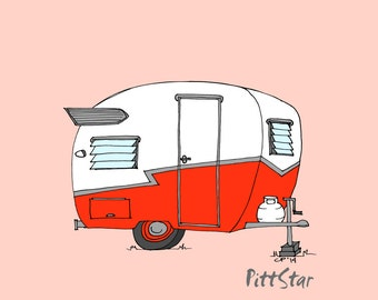 Lastest Rv Travel Cartoon Clipart 13165 Free Clip Art Images