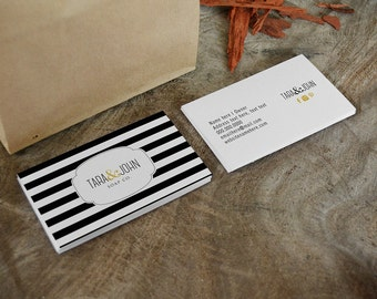 Tara double sided business card - Instant download