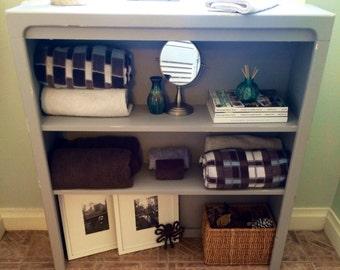 Dainty Chic Upcycled Shelf/Bookcase