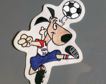 Vintage 1994 FIFA World Cup Soccer USA  Embroidered Patch