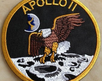 Popular items for apollo 11 on Etsy