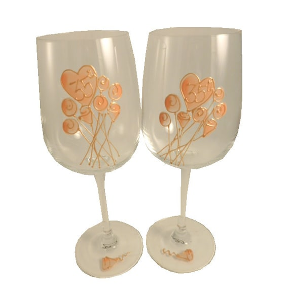 The 35 Best Wedding Gifts Of 2020: PERSONALISED 35th Coral Wedding Anniversary Gift By