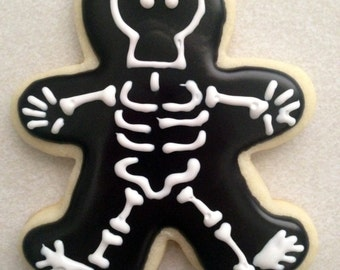Skeleton Cookies - One Dozen (12)