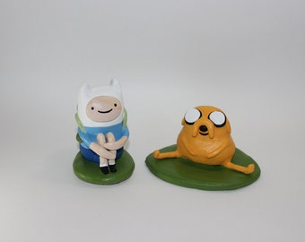 Adventure Time JAKE Sculpture