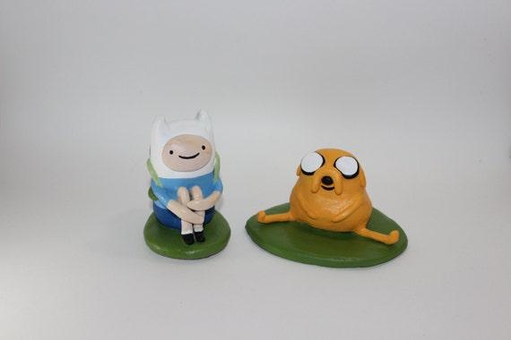 Adventure Time JAKE Sculpture