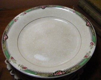Vintage Homer Laughlin Serving or Soup Bowl