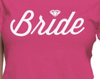Bride Diamond T-Shirt
