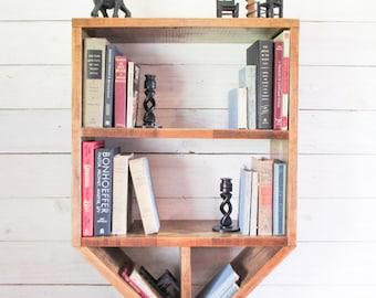 "Bookshelf-""The Balancing Bookshelf"""