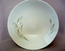 Saxony Serving Bowl From Nasco Fine China of Japan