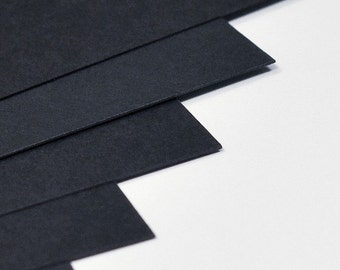 Black 12 x 12 Cardstock--50 sheets