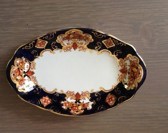 Royal Albert 'heirloom' pickle dish