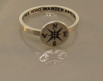 Compass Wander Ring Original