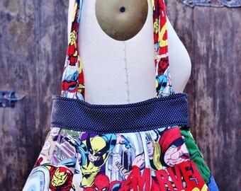 Marvel Comic Handbag, Marvel Comic Purse