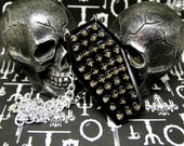 Death Coffin - Spiked Edition  - Resin Necklace