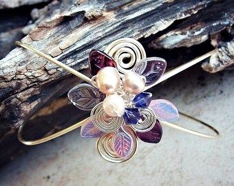 Sophias Fairy Woods Wrist Corsage Bracelet