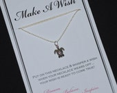 Turtle Wish Necklace - Buy 3 Items, Get 1 Free