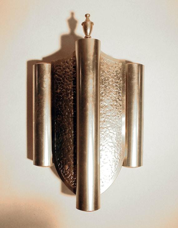 Vintage Doorbell Nutone Door Chimes L 120 Mt Vernon Gold
