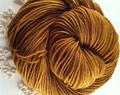 Primal DK  ~ Golden Chai ~ yarn Superwash Merino 230 yds