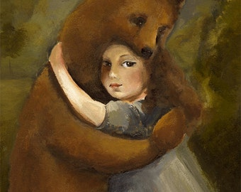 The Bear- Large print