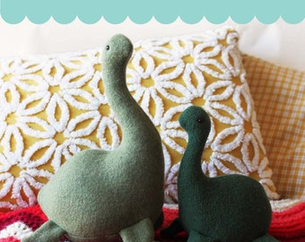 Nessie & Nesette PDF Sewing Pattern