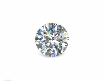 Loose Diamond .80ct G VS1 GIA Certified Round Brilliant Diamond Conflict Free Diamond
