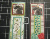 Custom Bookmark Featuring Your Pet, 50% goes to the current selected animal charity