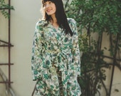 Botanical Robe #L142