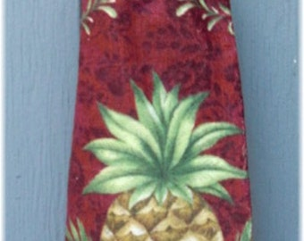 Hanging Kitchen Towel Pineapple