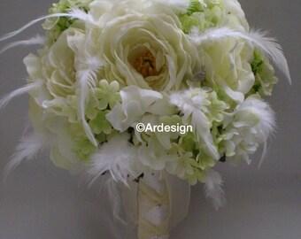 SUMMER BREEZE Wedding Bouquet