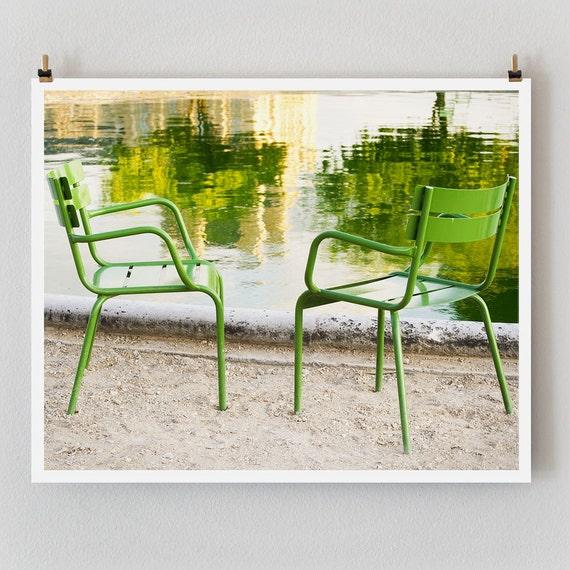 """Paris Photography, """"Refletcing"""" Paris Print, Large Art Print Fine Art Photography"""