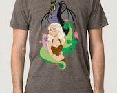 Mother of Dragons Unisex Tee Shirt - Brown - Khaleesi Game of Thrones