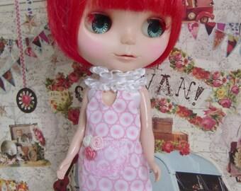 On sale Blythe handmade dress set 4 items