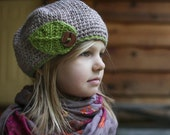Crochet Hat Pattern - Nature's Best Hat (all sizes)