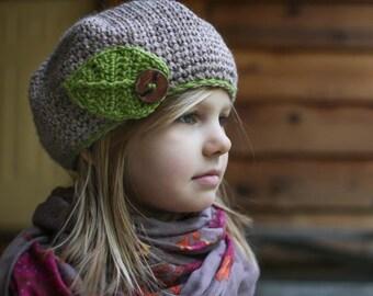 Crochet Hat Pattern - Nature's Best Hat (all sizes)