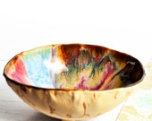serving Bowl organic sculptural vessel SECONDS