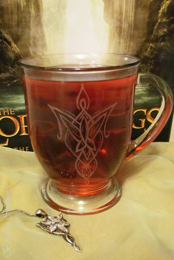 Arwen Glass Mug