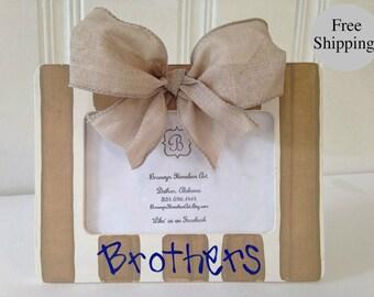 brothers frame bronwyn hanahan art e