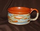Stoneware Chowder Mug