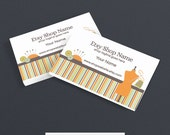 Business Card Designs - Business Card Design - Printable -  Sewing 2