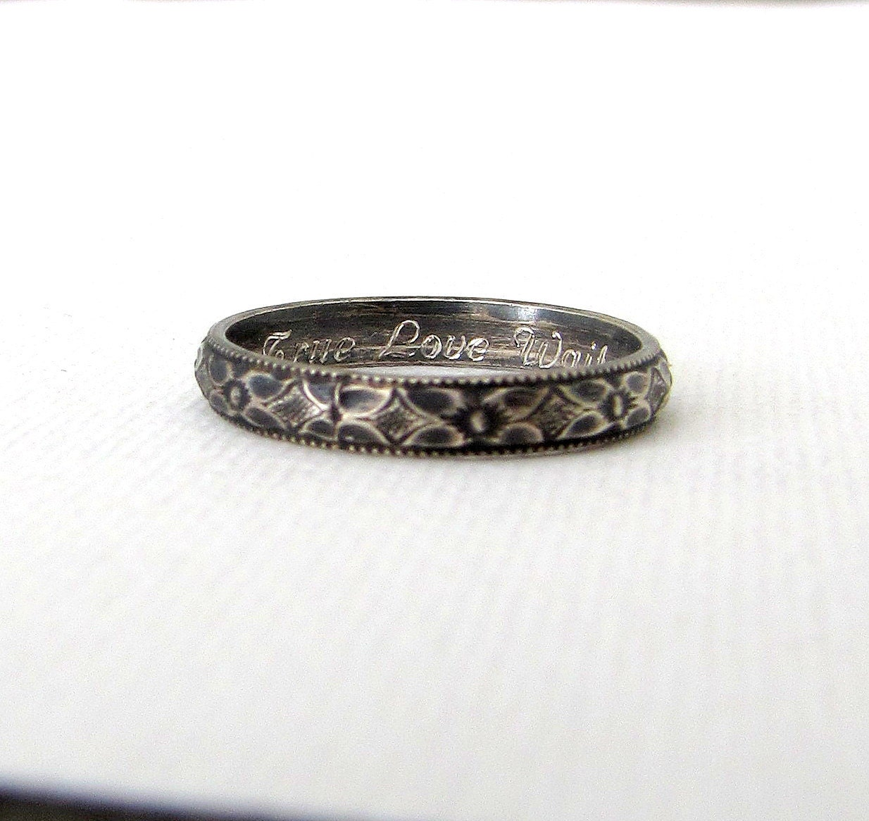 Unique Antique Mens Rings