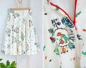 Le Petit Prince_50s Circle Skirt _Made To Order