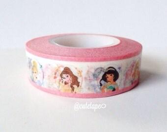 Disney® Pink Disney Princess Party Disney Princess Washi Tape Disney Party