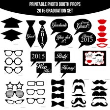 2015 Photo Booth Props | New Calendar Template Site